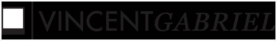 Logo Vincent Gabriel Polaroid