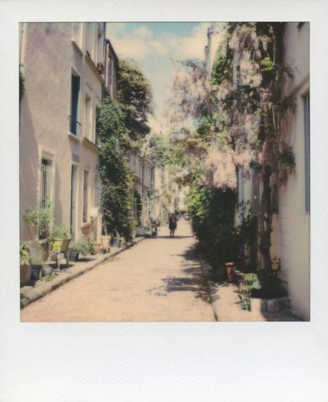 Polaroid Vincent Gabriel Paris 08