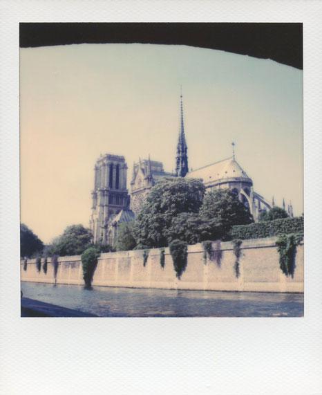 Polaroid Vincent Gabriel Paris 14