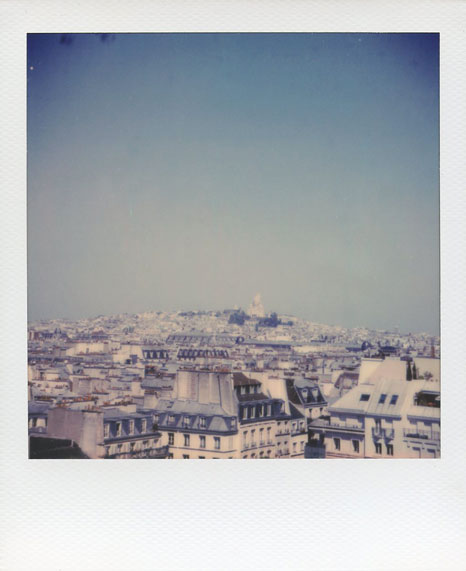 Polaroid Vincent Gabriel Paris 11