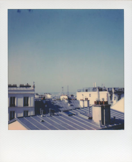 Polaroid Vincent Gabriel Paris 12