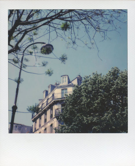 Polaroid Vincent Gabriel Paris 13