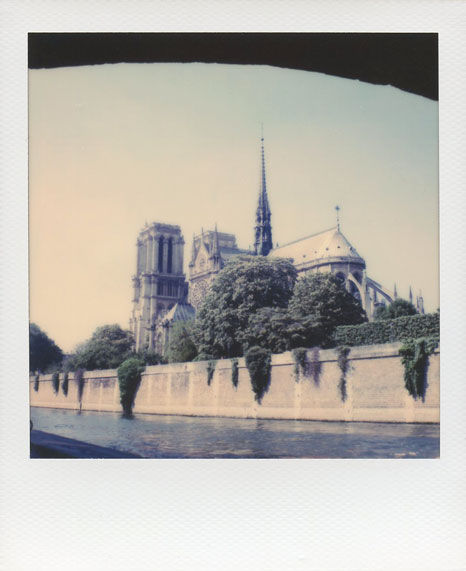 Polaroid Vincent Gabriel Paris 14